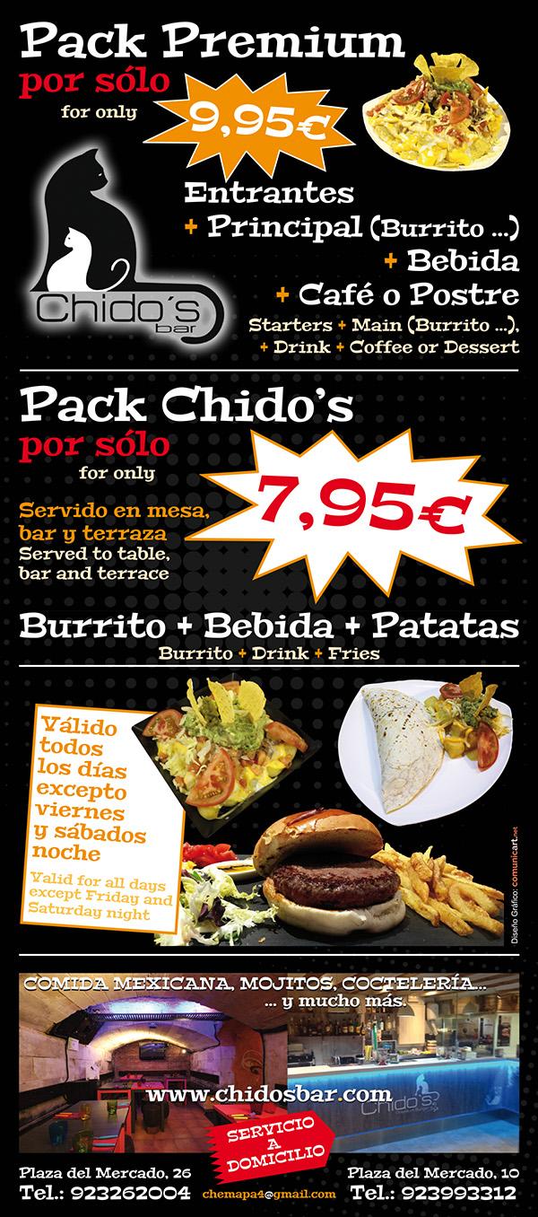 Promoción CHIDOs Marzo 2015