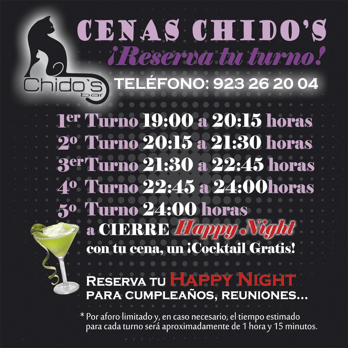 Cenas Chido's